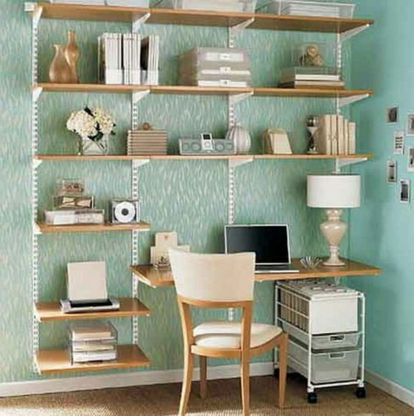 etagere bureau murale id es de d coration int rieure french decor. Black Bedroom Furniture Sets. Home Design Ideas