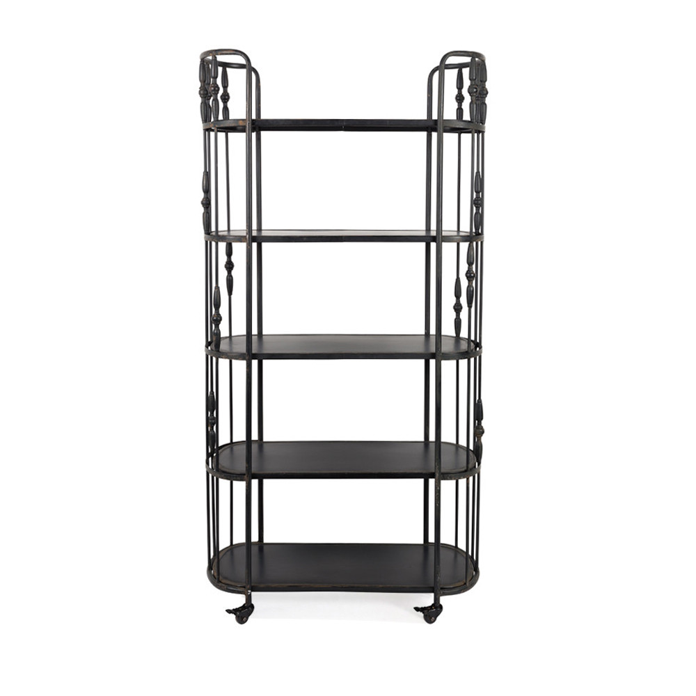 etagere metal noir 3 id es de d coration int rieure french decor. Black Bedroom Furniture Sets. Home Design Ideas
