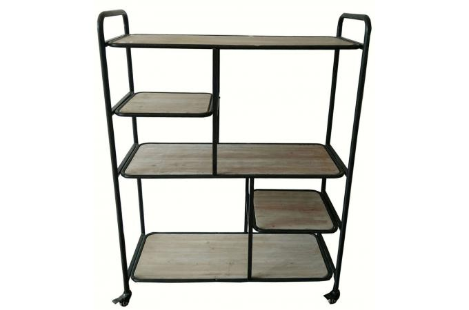 etagere sur pied en bois 19 id es de d coration int rieure french decor. Black Bedroom Furniture Sets. Home Design Ideas