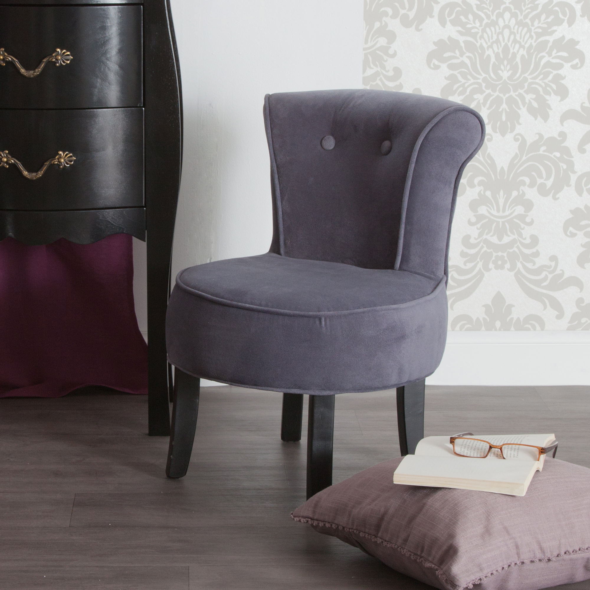 fauteuil crapaud noir pas cher id es de d coration int rieure french decor. Black Bedroom Furniture Sets. Home Design Ideas