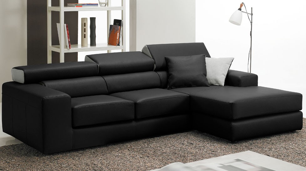 fauteuil d angle en cuir 3 id es de d coration. Black Bedroom Furniture Sets. Home Design Ideas