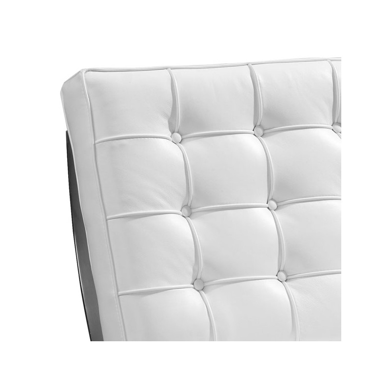 fauteuil design cuir blanc id es de d coration int rieure french decor. Black Bedroom Furniture Sets. Home Design Ideas
