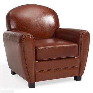 fauteuil marron pas cher id es de d coration int rieure french decor. Black Bedroom Furniture Sets. Home Design Ideas