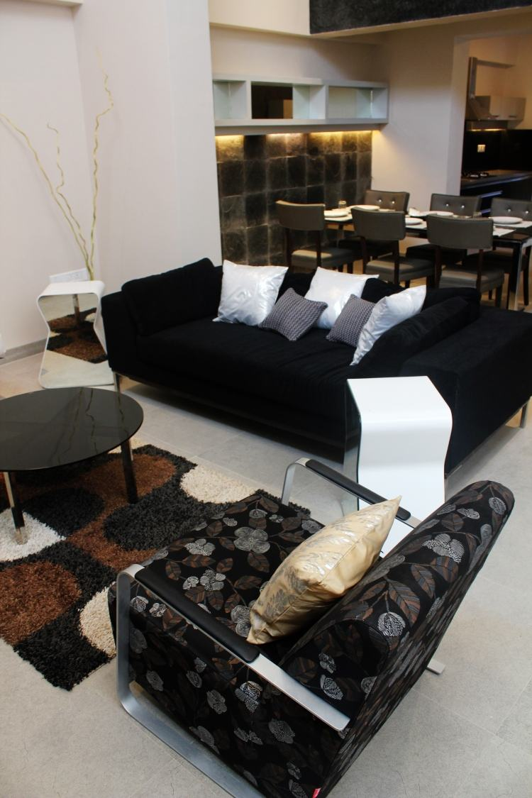 Stunning Deco Salon Fauteuil Noir Ideas Design Trends