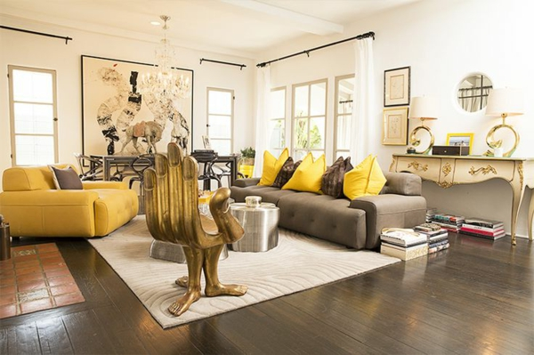 Best Salon Fauteuil Moderne Awesome Interior Home