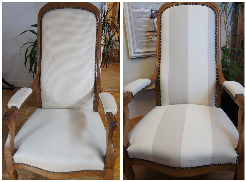 fauteuil voltaire blanc 2 id es de d coration int rieure french decor. Black Bedroom Furniture Sets. Home Design Ideas