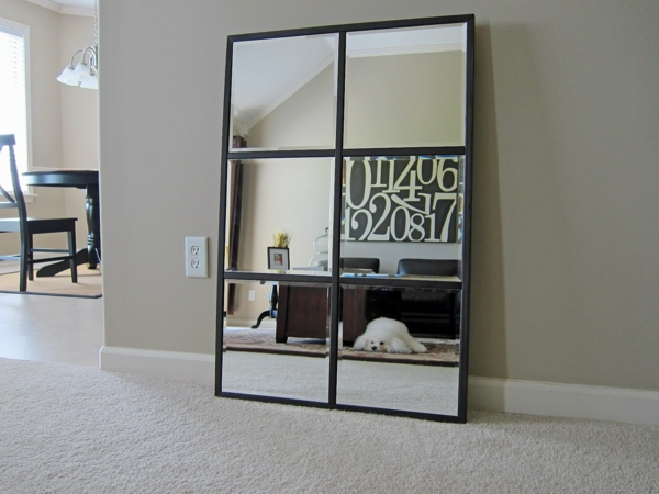 grand miroir deco design 13 id es de d coration. Black Bedroom Furniture Sets. Home Design Ideas