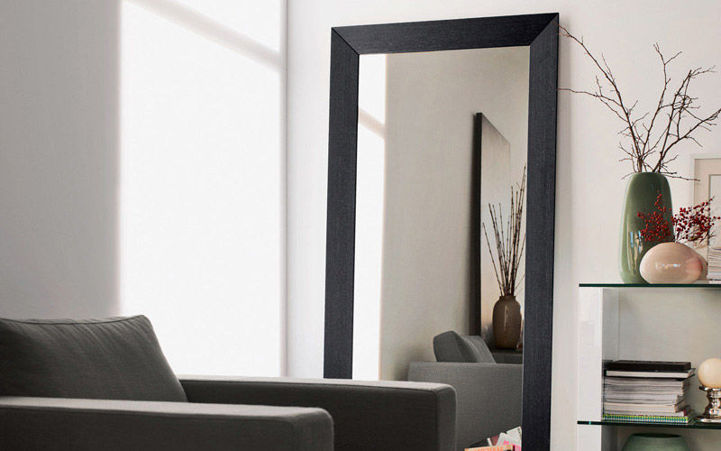 grand miroir salon design id es de d coration int rieure french decor. Black Bedroom Furniture Sets. Home Design Ideas