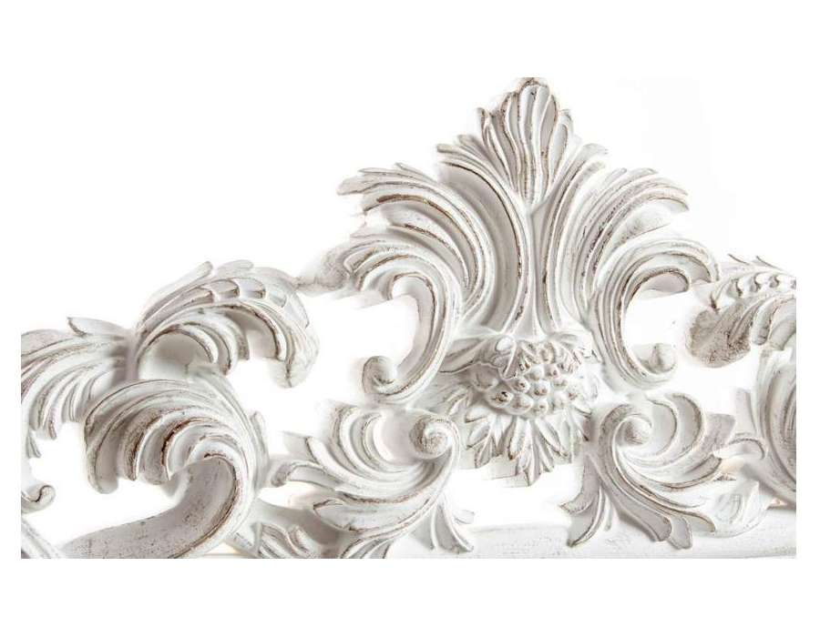 Grand miroir style baroque id es de d coration for Grand miroir blanc baroque