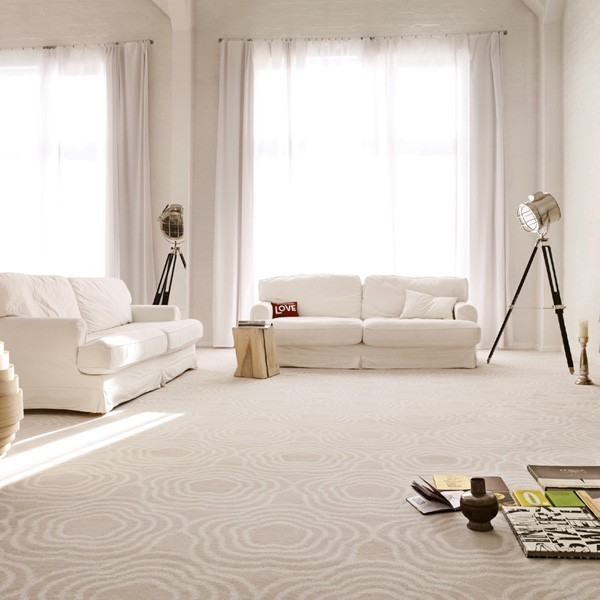 grand tapis blanc 2 id es de d coration int rieure french decor. Black Bedroom Furniture Sets. Home Design Ideas