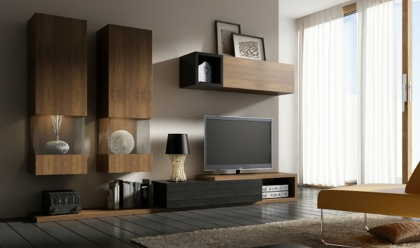 meuble bas pour tele id es de d coration int rieure french decor. Black Bedroom Furniture Sets. Home Design Ideas