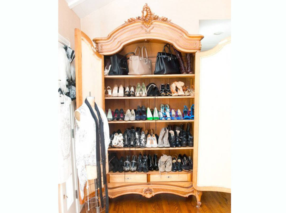 meuble chaussures 30 paires id es de d coration. Black Bedroom Furniture Sets. Home Design Ideas