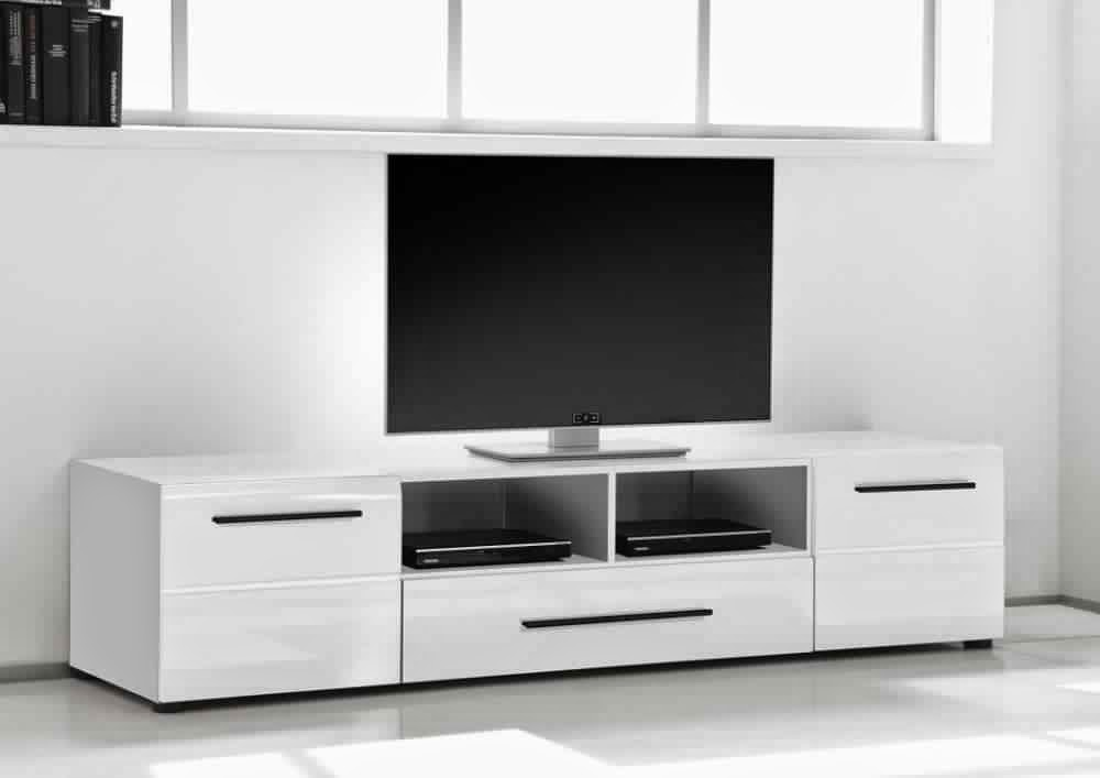 meuble d angle tv blanc laqu id es de d coration int rieure french decor. Black Bedroom Furniture Sets. Home Design Ideas