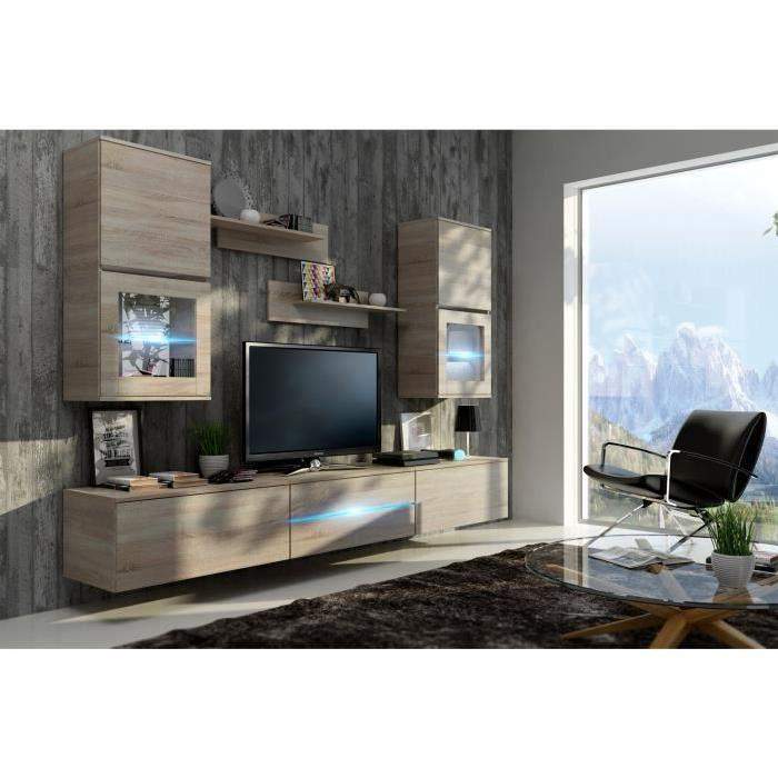 meuble living tv moderne 18 id es de d coration int rieure french decor. Black Bedroom Furniture Sets. Home Design Ideas