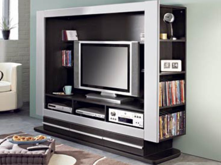 meuble pour television ecran plat 5 id es de d coration. Black Bedroom Furniture Sets. Home Design Ideas