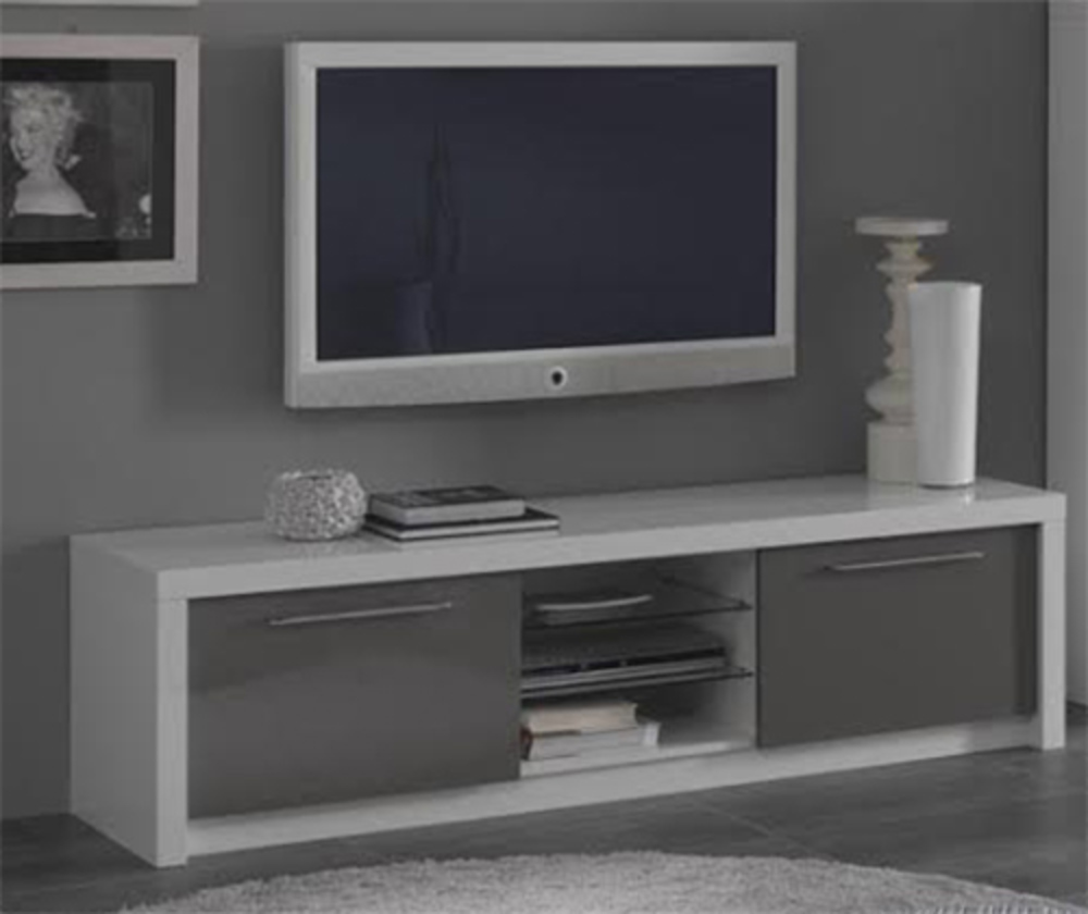 meuble tv 50 id es de d coration int rieure french decor. Black Bedroom Furniture Sets. Home Design Ideas