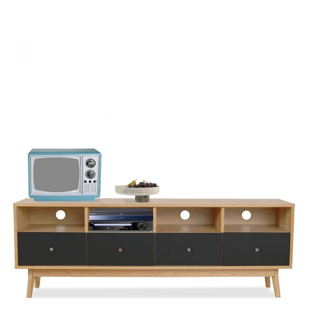meuble tv 90 cm largeur 11 id es de d coration int rieure french decor. Black Bedroom Furniture Sets. Home Design Ideas
