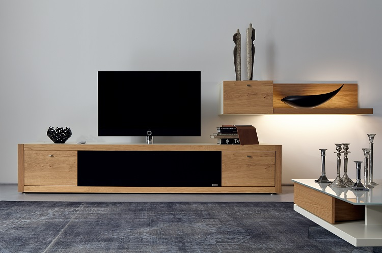 meuble tv banc design id es de d coration int rieure french decor. Black Bedroom Furniture Sets. Home Design Ideas