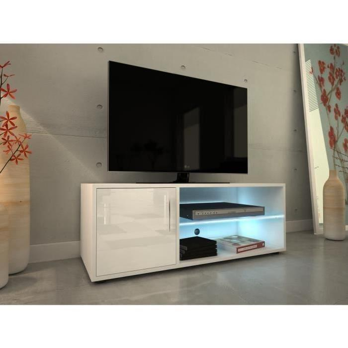 meuble tv de 100 cm id es de d coration int rieure. Black Bedroom Furniture Sets. Home Design Ideas