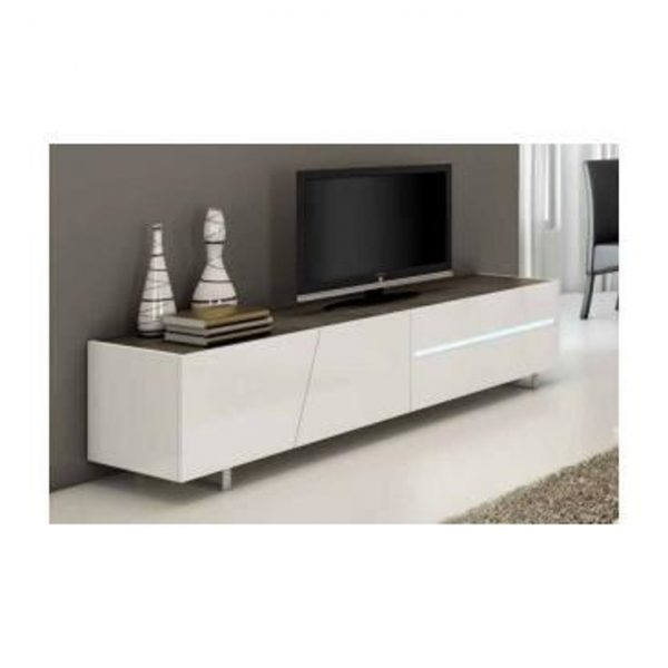 meuble tv hifi pas cher 6 id es de d coration int rieure. Black Bedroom Furniture Sets. Home Design Ideas