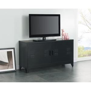 meuble tv metal gris 1 id es de d coration int rieure french decor. Black Bedroom Furniture Sets. Home Design Ideas