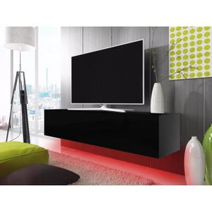 meuble tv noir suspendu 19 id es de d coration int rieure french decor. Black Bedroom Furniture Sets. Home Design Ideas