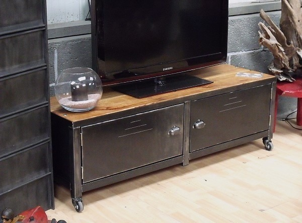 meuble tv pas cher en bois 14 id es de d coration int rieure french decor. Black Bedroom Furniture Sets. Home Design Ideas