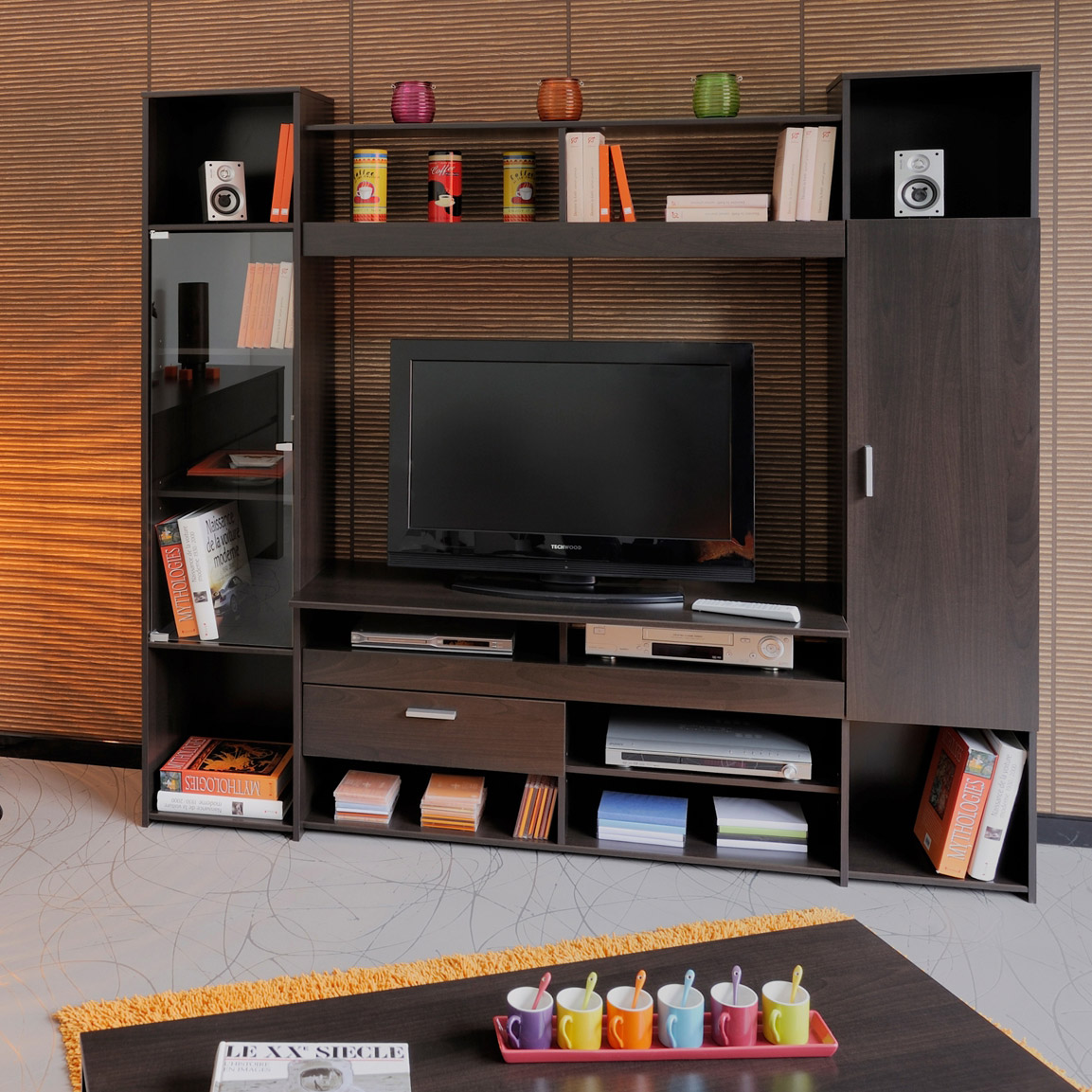 meuble tv petite longueur 6 id es de d coration int rieure french decor. Black Bedroom Furniture Sets. Home Design Ideas
