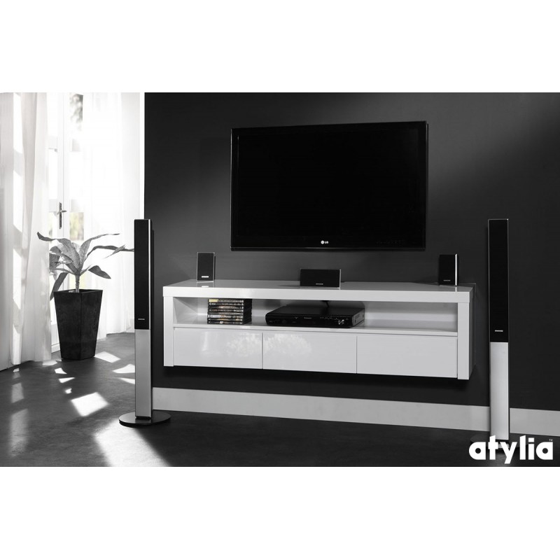 meuble tv pour tv suspendue id es de d coration. Black Bedroom Furniture Sets. Home Design Ideas