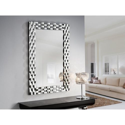 miroir argent pas cher id es de d coration int rieure. Black Bedroom Furniture Sets. Home Design Ideas