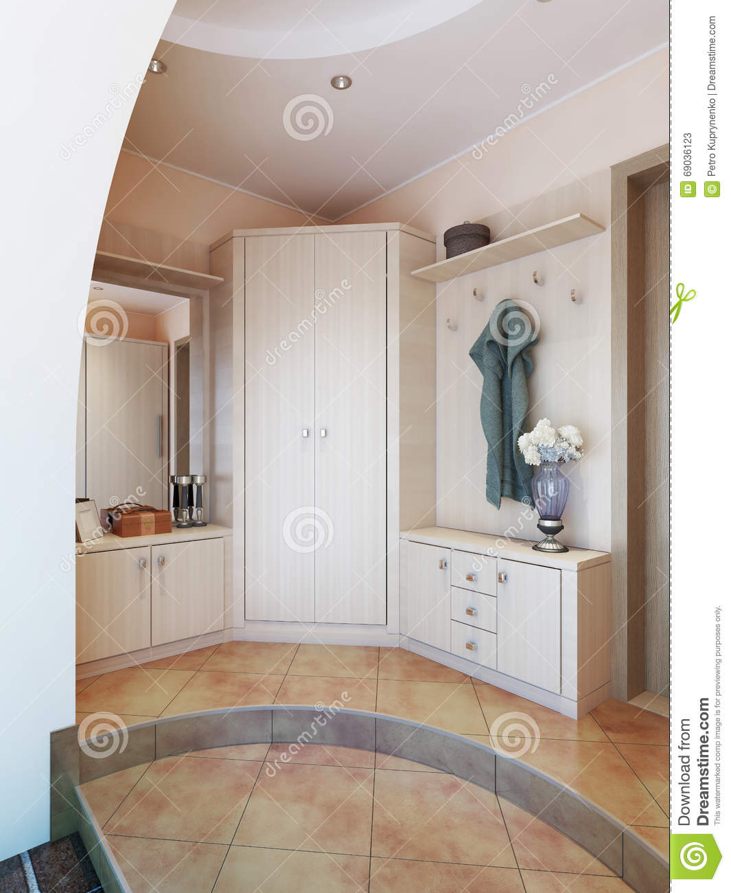 Miroir couloir moderne 20 id es de d coration int rieure for Miroir moderne decoration