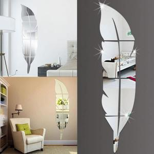 miroir decoratif a coller