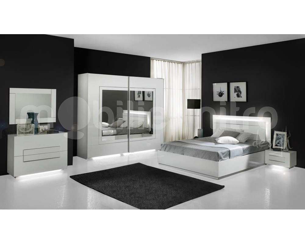 miroir lumineux chambre id es de d coration int rieure french decor. Black Bedroom Furniture Sets. Home Design Ideas