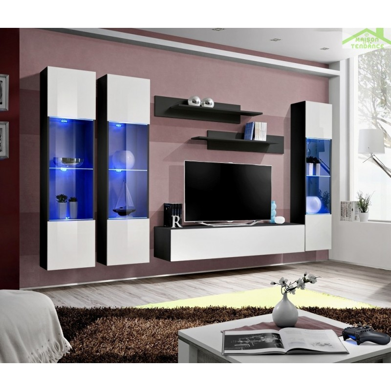 petit meuble tv mural 13 id es de d coration int rieure french decor. Black Bedroom Furniture Sets. Home Design Ideas