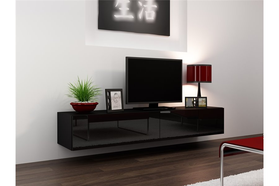 petit meuble tv mural 18 id es de d coration int rieure french decor. Black Bedroom Furniture Sets. Home Design Ideas