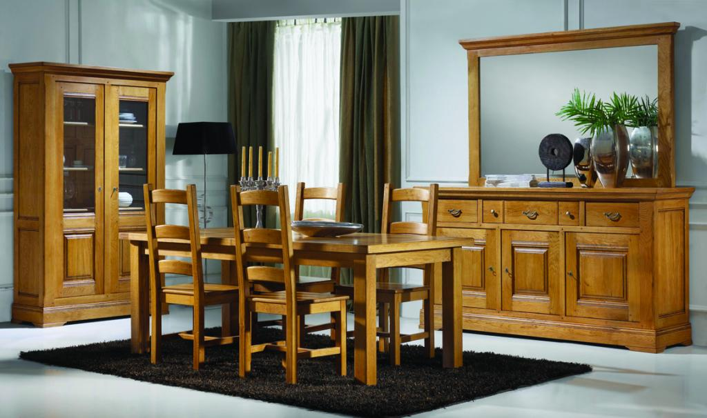 salle a manger avec miroir id es de d coration int rieure french decor. Black Bedroom Furniture Sets. Home Design Ideas