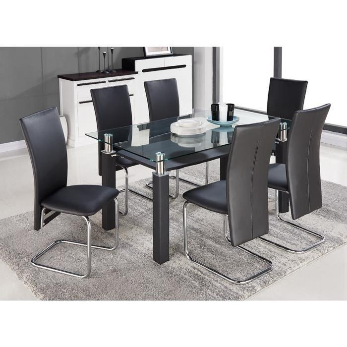 table a manger id es de d coration int rieure french decor. Black Bedroom Furniture Sets. Home Design Ideas