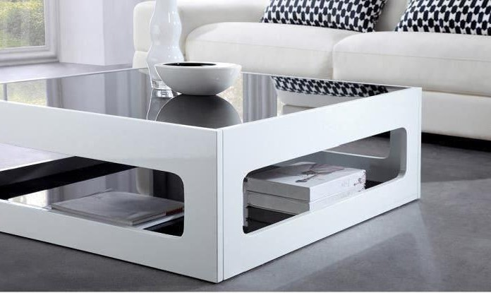 table basse laqu blanc et noir 9 id es de d coration int rieure french decor. Black Bedroom Furniture Sets. Home Design Ideas