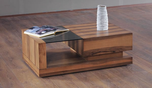 table basse moderne en bois 12 id es de d coration. Black Bedroom Furniture Sets. Home Design Ideas