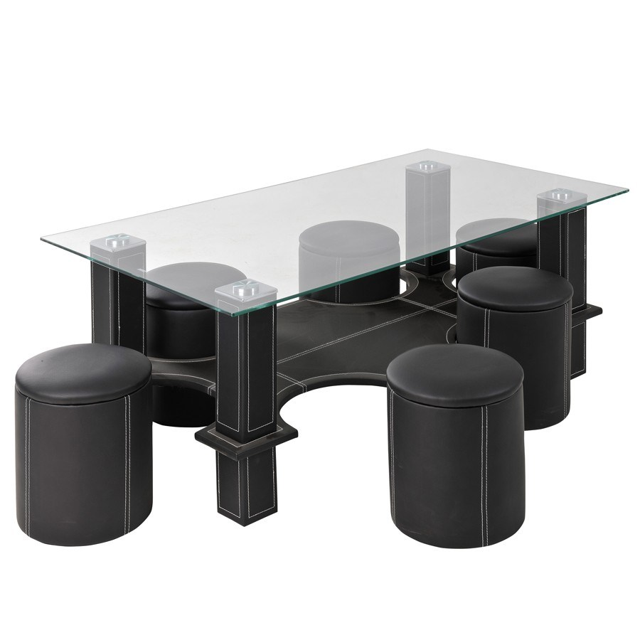 table basse pouf 9 id es de d coration int rieure. Black Bedroom Furniture Sets. Home Design Ideas