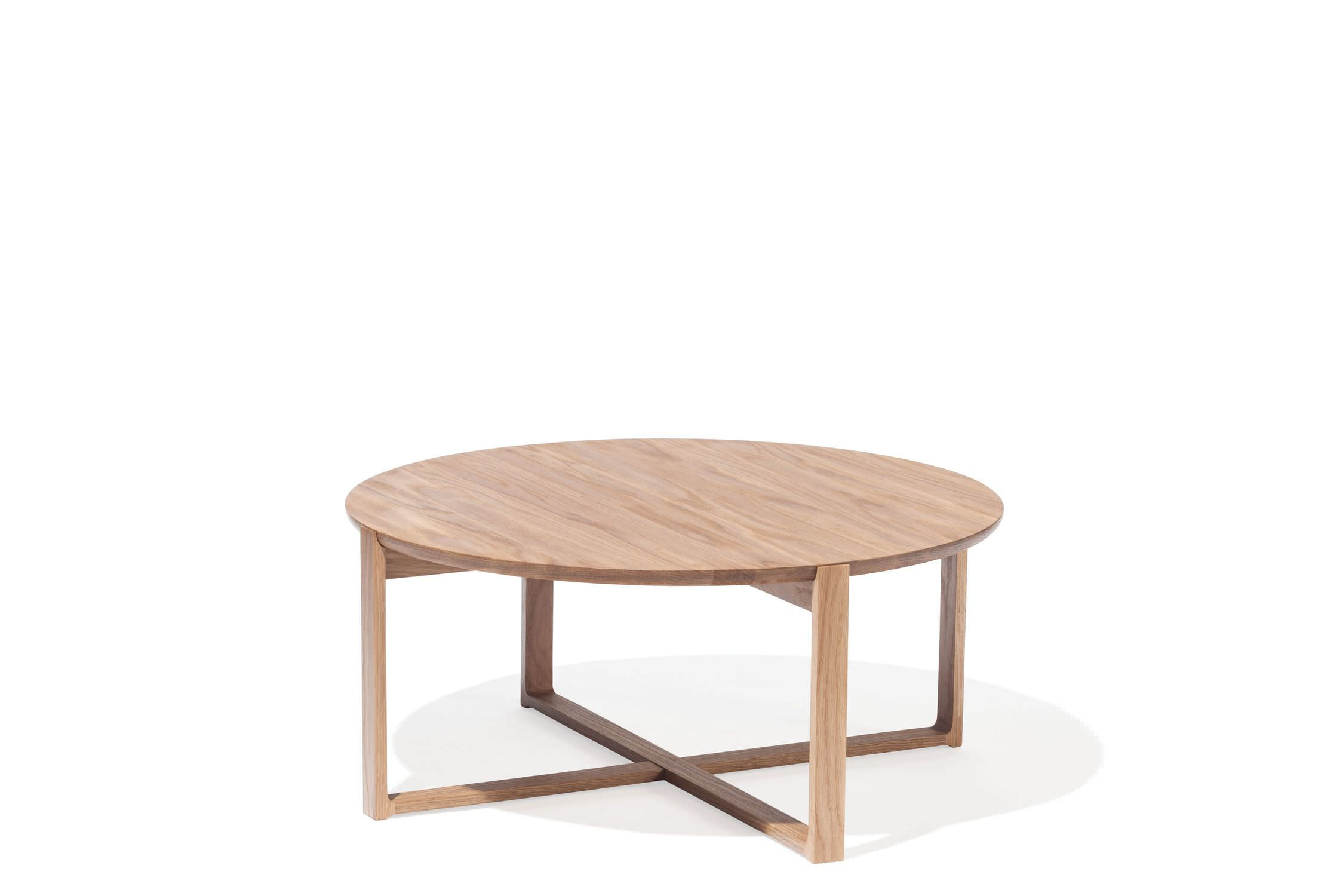 Table basse ronde chene 2 id es de d coration int rieure for Table ronde en chene