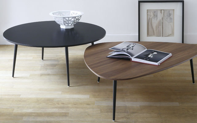 table basse ronde ovale 17 id es de d coration int rieure french decor. Black Bedroom Furniture Sets. Home Design Ideas