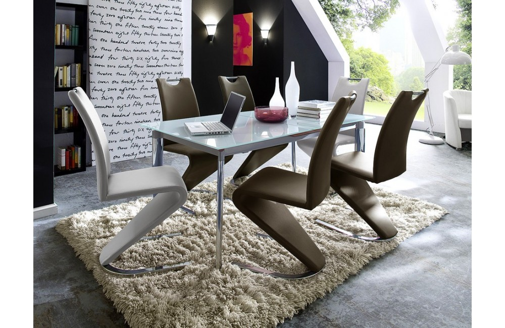 table et chaise salle a manger moderne id es de d coration int rieure french decor. Black Bedroom Furniture Sets. Home Design Ideas