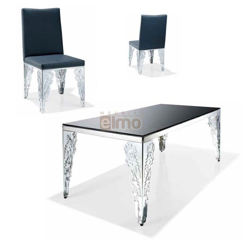 Table et chaise salle a manger moderne id es de for Table et chaise de salle a manger moderne