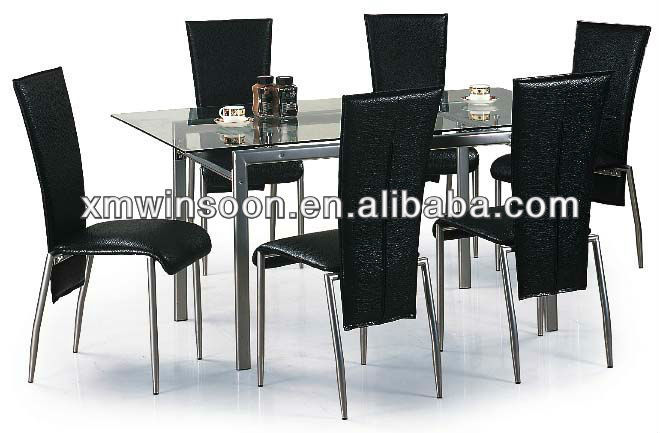 Chaises modernes pas cheres great mobilier achat design for Vente flash salle a manger moderne