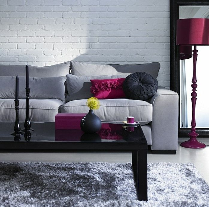 tapis couleur prune id es de d coration int rieure. Black Bedroom Furniture Sets. Home Design Ideas