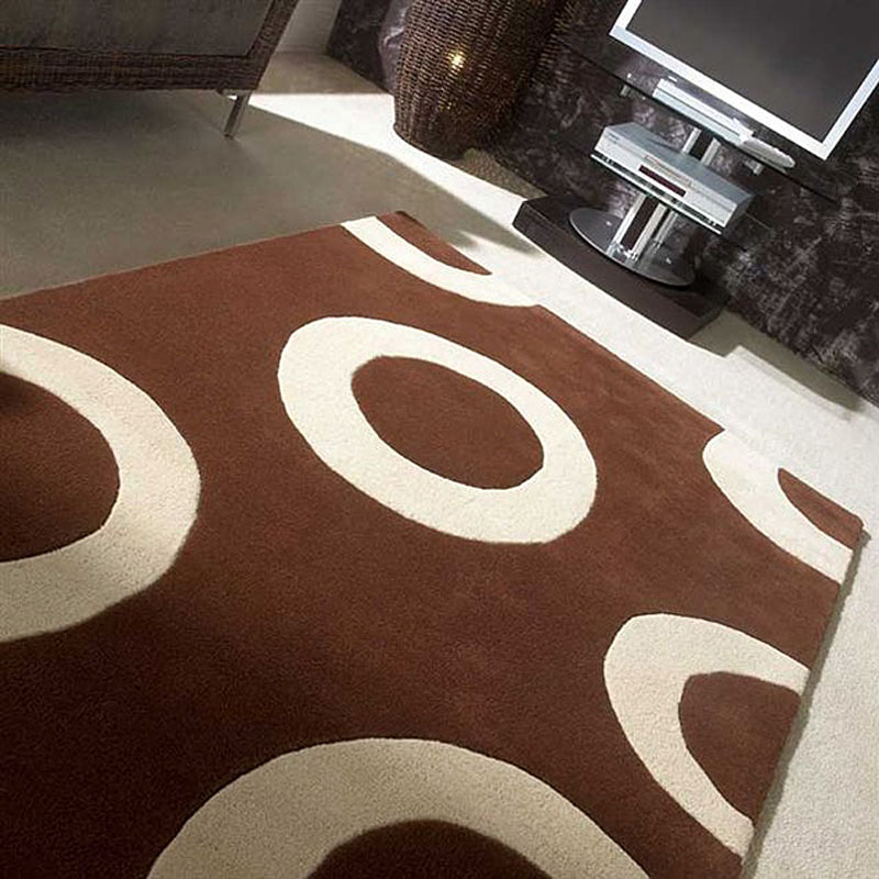tapis marron beige 3 id es de d coration int rieure french decor. Black Bedroom Furniture Sets. Home Design Ideas