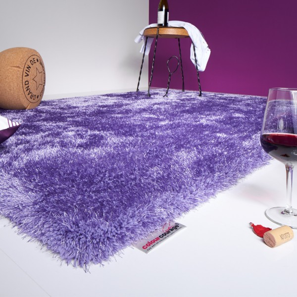 Tapis Rond Mauve Good Photo With Tapis Shaggy Prune With