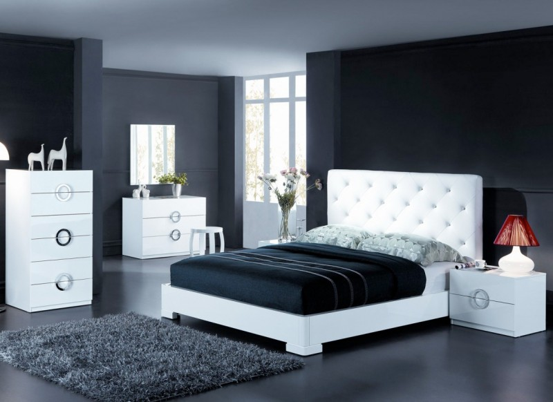 Style De Chambre Moderne. Awesome Dcoration Chambre Adulte De Design ...