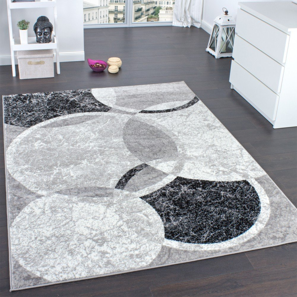 tapis noir et gris 6 id es de d coration int rieure french decor. Black Bedroom Furniture Sets. Home Design Ideas
